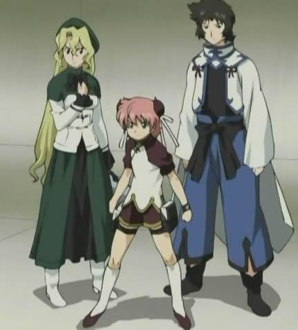 Las tres locas hermanas